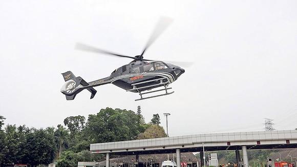 Giao thông công cộng bằng máy bay trực thăng