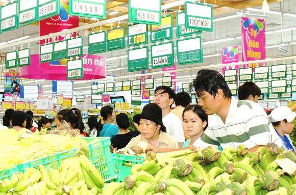 Hàng Việt được người tiêu dùng chọn mua tại Co.opmart
