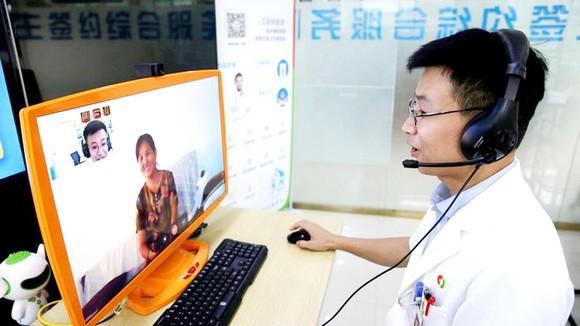 Chăm sóc y tế từ xa ở Trung Quốc