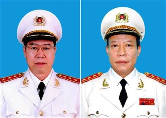 2 Thứ trưởng Bộ Công an được bổ nhiệm chức danh tư pháp mới   ảnh 1