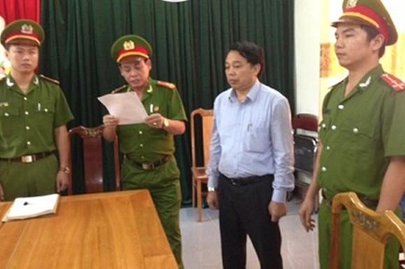 Ông Nguyễn Văn Bổng thời điểm bị khởi tố năm 2015