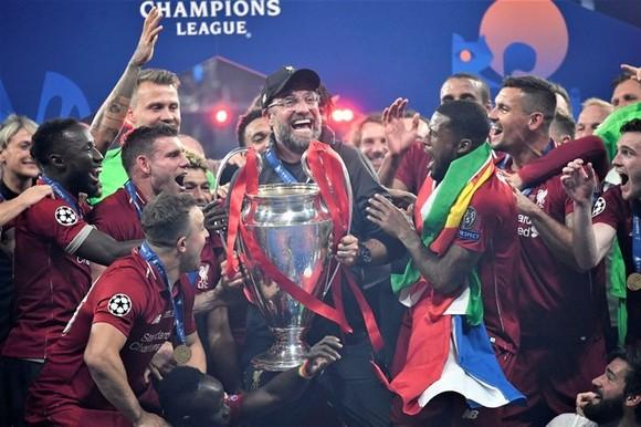 HLV Jurgen Klopp tin rằng chỉ thắng Champions League sau gần 4 năm là quá ít. Ảnh: Getty Images