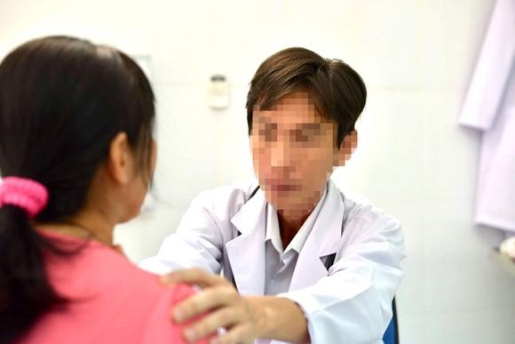 Tầm soát ung thư cho bệnh nhân tại một đơn vị