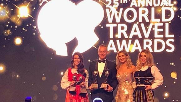Bốn giải thưởng quan trọng gọi tên JW Marriott Phu Quoc Emerald Bay tại World Travel Awards 2018  ảnh 2