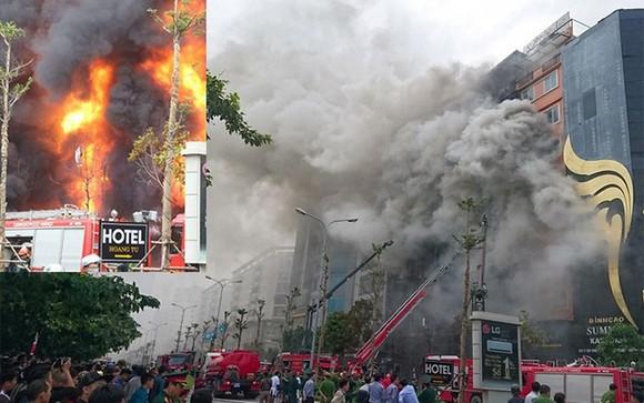 Ngăn ngừa hiểm họa cháy nổ do hàn xì