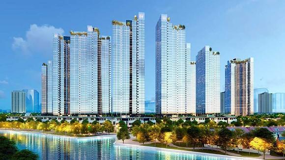 Bất động sản TPHCM tăng nhiệt với Sunshine City Sài Gòn ảnh 1
