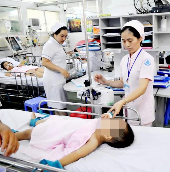 Báo động đỏ và bệnh viện thông minh ảnh 1