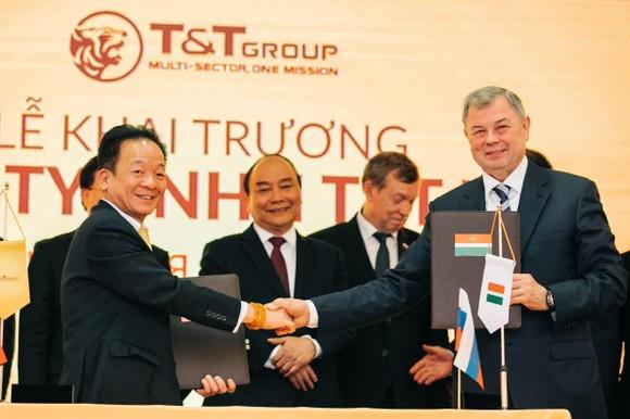 Tập đoàn T&T Group lập công ty con tại Nga ảnh 2