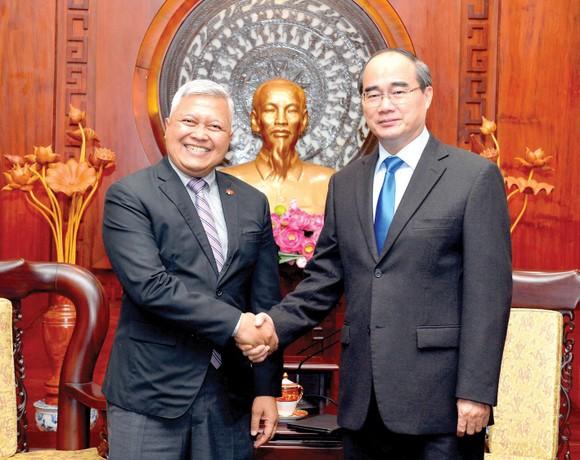 Quan hệ Việt Nam - Indonesia ngày càng phát triển ảnh 1