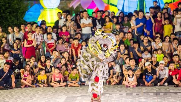 Mãn nhãn những màn trình diễn lân sư rồng tại Sun World Danang Wonders ảnh 5