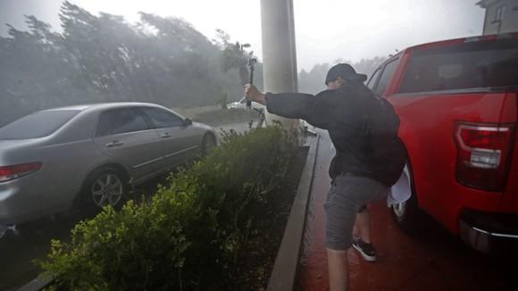 Florida tan hoang sau siêu bão Michael mạnh nhất kể từ năm 1992 ảnh 27