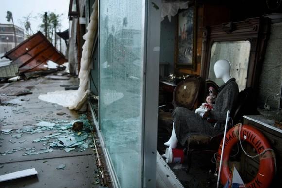 Florida tan hoang sau siêu bão Michael mạnh nhất kể từ năm 1992 ảnh 33