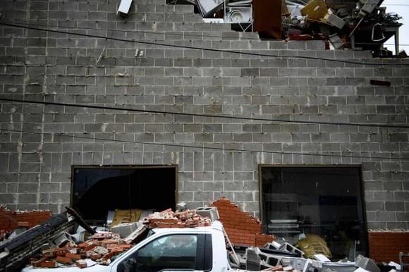 Florida tan hoang sau siêu bão Michael mạnh nhất kể từ năm 1992 ảnh 13