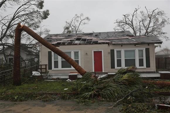Florida tan hoang sau siêu bão Michael mạnh nhất kể từ năm 1992 ảnh 7