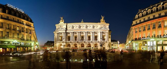 Những nhà hát nổi tiếng thế giới - Bài 1: Đến với hai biểu tượng của Pháp và Nga ảnh 1