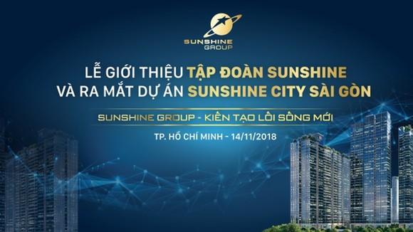 Sunshine Group - chính thức ra mắt tại TPHCM ảnh 1