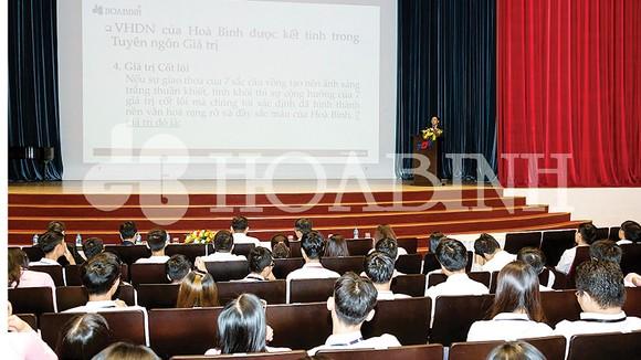 CEO Lê Viết Hải làm diễn giả công chúng tại Đại học Tôn Đức Thắng ảnh 1