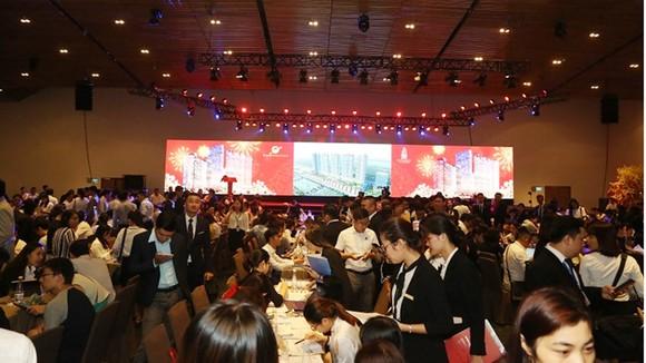 Gần 2.000 người tham dự Lễ công bố dự án Sunshine City Sài Gòn ảnh 5