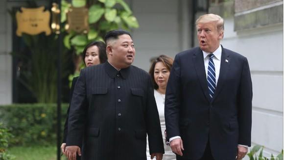 Hội nghị thượng đỉnh Mỹ - Triều Tiên lần 2: Nhà lãnh đạo Triều Tiên khẳng định sẵn sàng phi hạt nhân hoá ảnh 3