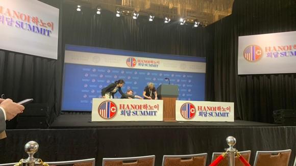 Hội nghị Thượng đỉnh Mỹ - Triều Tiên lần 2: Tổng thống Mỹ cho biết khúc mắc ở vấn đề trừng phạt ảnh 9
