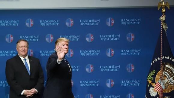 Hội nghị Thượng đỉnh Mỹ - Triều Tiên lần 2: Tổng thống Mỹ cho biết khúc mắc ở vấn đề trừng phạt ảnh 7