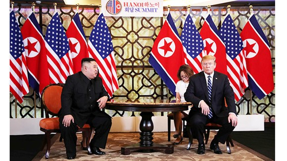 Hội nghị thượng đỉnh Mỹ - Triều Tiên lần 2: Nhà lãnh đạo Triều Tiên khẳng định sẵn sàng phi hạt nhân hoá ảnh 11