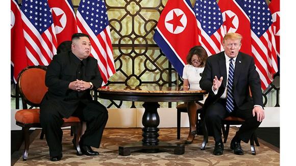 Hội nghị thượng đỉnh Mỹ - Triều Tiên lần 2: Nhà lãnh đạo Triều Tiên khẳng định sẵn sàng phi hạt nhân hoá ảnh 13