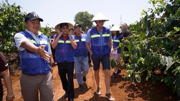NutiFood bắt tay Greg Norman đưa cà phê Việt xuất khẩu ảnh 2