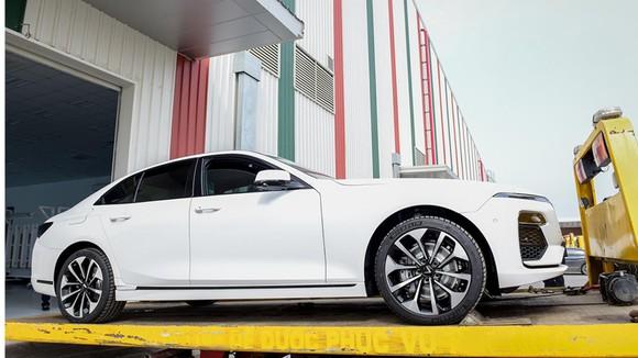 VinFast đưa 155 ô tô Lux ra nước ngoài kiểm thử ảnh 5