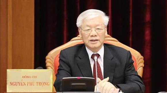 Bế mạc Hội nghị lần thứ 10, Ban Chấp hành Trung ương Đảng khóa XII ảnh 1