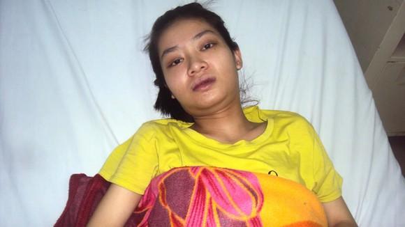 Cô y sĩ nghèo bị suy tim nặng