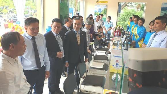 Khai trương chi nhánh lữ hành Saigontourist tại Nghệ An ảnh 2