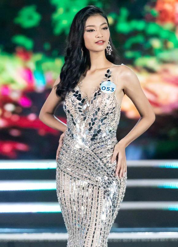 Người đẹp Lương Thùy Linh đăng quang Hoa hậu Thế giới Việt Nam 2019 ảnh 3