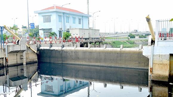 TPHCM đang triển khai, đầu tư xây dựng nhiều công trình chống ngập