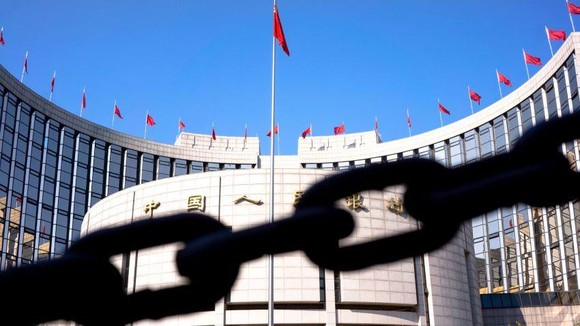 The People's Bank of China is trying to prevent a repeat of the yuan's crash in 2015.   © Getty Images