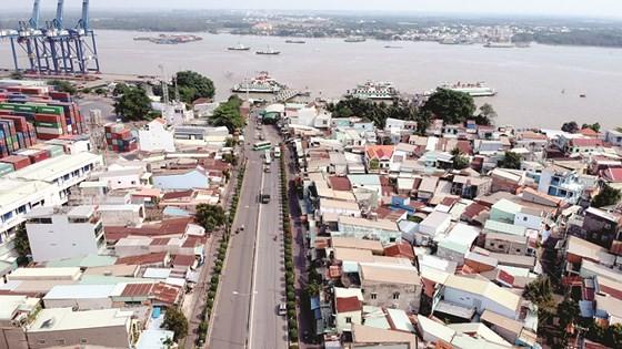 Cân đối giữa phát triển đô thị và cảng biển ảnh 1