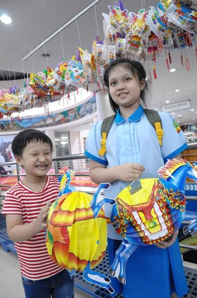 Mùa Trung thu 2018:  Sản phẩm Việt chiếm lĩnh thị trường ảnh 1