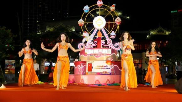 Lộ diện chủ nhân trúng iPhone 7plus đỏ dịp Sinh nhật Sun World Halong Complex ảnh 3