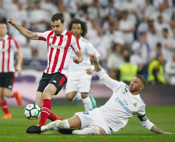 Real Madrid may mắn chia điểm với Athletic Bilbao ảnh 2