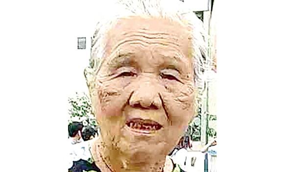 Mẹ Việt Nam anh hùng Trần Thị Mưa từ trần