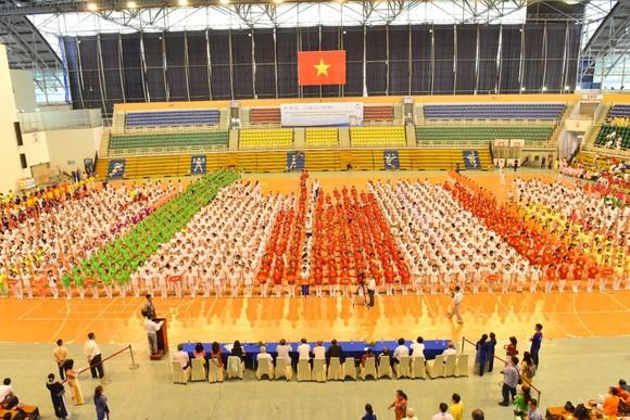 Gần 3.000 đại biểu từ Hội Người Cao Tuổi TP Hồ Chí Minh nhiệt tình tham gia giải thi đấu