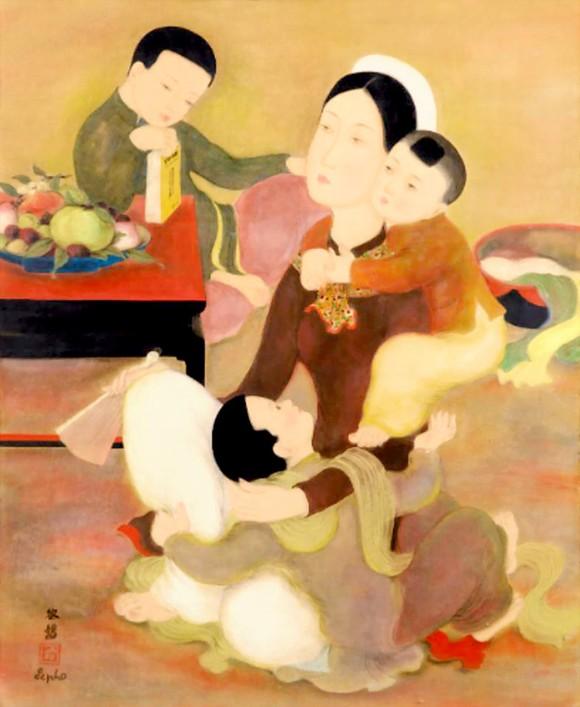 La Famille của Lê Phổ
