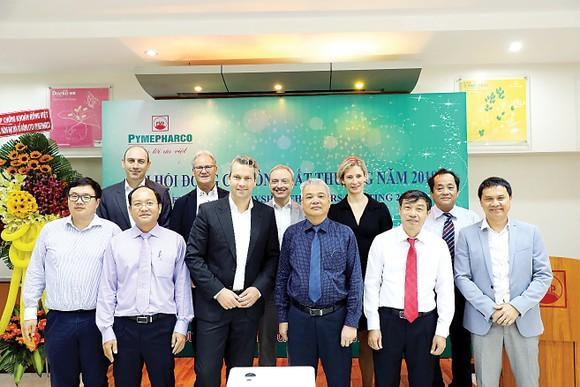 Pymepharco tổ chức thành công ĐHĐCĐ bất thường năm 2018