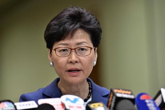 Bà Carrie Lam