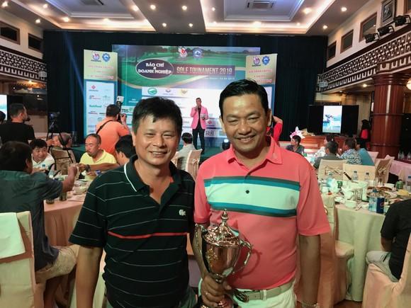 Giải golf Báo chí và Doanh nghiệp mừng ngày Báo chí Cách mạng Việt Nam ảnh 4