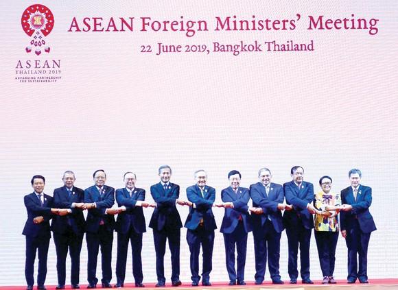 Xây dựng cộng đồng ASEAN bền vững ảnh 1