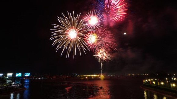 Fireworks show to light up city on National Day