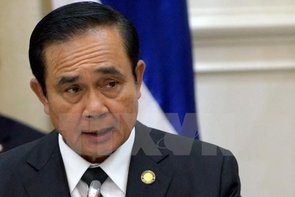 Thai Prime Minister Prayuth Chan-ocha (Photo: AFP/VNA)