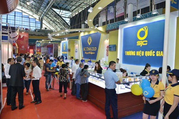 Many enterprises have registered to participant in the fair -Photo: SGGP
