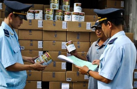 There has been a 91 per cent reduction in the amount of goods controlled by the Ministry of Science and Technology inspected before customs clearance. — Photo tintm.com